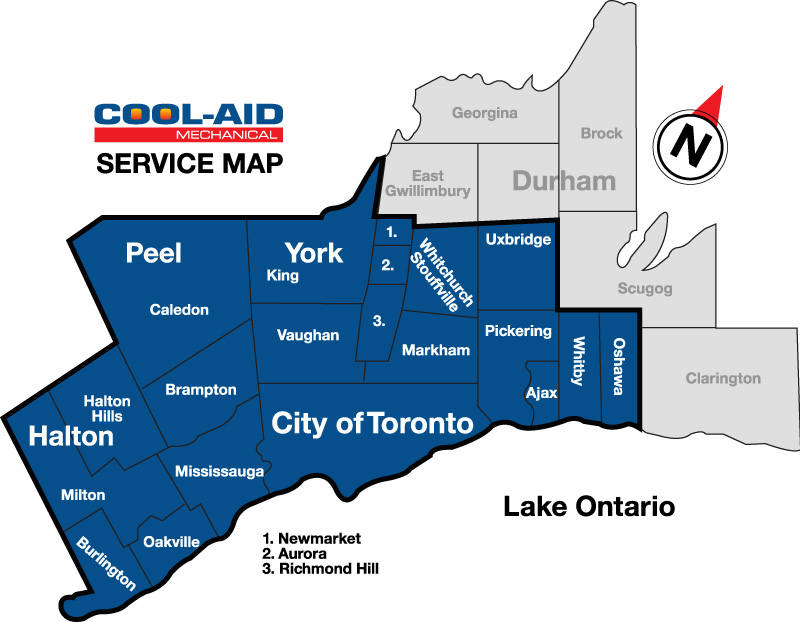 Cool-Aid Service Map